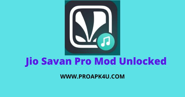Jiosaavn Pro Mod App
